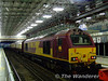 67024 on the VSOE at Victoria after working the Orient Express from Folkestone. Sun 18.10.09