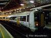375821 at London Victoria. Sun 18.10.09