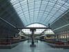 Eurostar Units at St. Pancras International. Wed 01.07.09