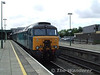 57315 leaves Cardiff Central for Canton Depot Fri 22.05.09