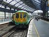 319216 stabled at Brighton. Sun 24.05.09