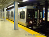 Philadelaphia subway uses a fleet of M4 cars built by ADtrainz. Car 1175 is seen at 30th street station. Wed 07.10.09