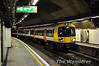 378135 at Wapping heading to Dalston Junction. Sat 20.11.10