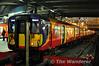 5723 + 5707 at London Waterloo. Sat 20.11.10