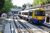 378136 at Surrey Quays with a service to Dalston Junction. Fri 14.05.10