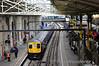319378 at Farringdon Station. Fri 14.05.10