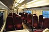 The standard class interior in the motor coach of 2414. Fri 14.05.10
