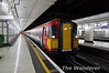 2414 + 2401 at London Victoria with the 0500 to Gatwick Airport. Fri 14.05.10