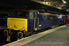 57605 waits to depart with the 2345 London Paddington - Penzance. Thurs 13.05.10.