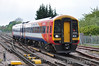 158890 heads ecs through Basingstoke. Thurs 13.05.10.