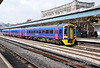 158958 at Newport. 0600 Portsmouth Harbour - Cardiff Central. Thurs 13.05.10