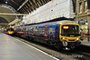 365501 waits to depart for Kings Lynn at Kings Cross. Tues 11.05.10