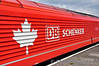 DB Schenker and Canadian Maple logo. Wed 13.05.10