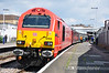 67018 at Paignton. Wed 13.05.10
