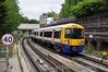 378137 arrives at Surrey Quays with a northbound ELL service. Sun 15.05.11
