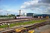 Unit 3079 stands outside Northumberland Park Depot. Sun 15.05.11