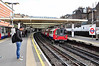 96094 arrives at Finchley Road.  Mon 17.10.11