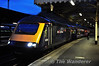 43098 waits to lead the 1822 London Paddington - Hereford.  Mon 17.10.11