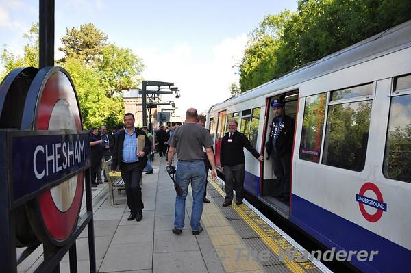 London Underground A Stock Farewell Tour