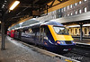 43069 at London Paddington after arriving with the 0357 from Swansea. Wed 17.10.12