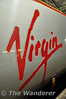 A name soon to disappear off the UK Rail scene. The vibrate Virgin Trains logo.  Wed 17.10.12