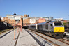67013 stands in the delightful sunny surroundings of Birmingham Moor Street. It will be forming the 1055 back to the Capital.  Wed 17.10.12