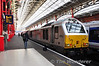 67013 at London Marylebone prior to forming the 0837 to Birmingham Moor Street. Wed 17.10.12