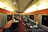 The interior of the MKII Lounge Cars used on the Scotrail Caledonian Sleeper trains between London and Scotland. Fri 08.06.12