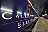 Caledonian Sleeper Logo on the bodyside of the MKII and MKIII Sleeper coaches. Fri 08.06.12