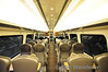 The interior of a MKIV Standard Class coach used by East Coast Trains. Fri 08.06.12