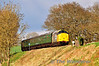 37901 at Rookwood Lane with the 1730 Alton - Alresford. Sat 27.04.13