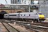 DVT 82211 arrives into London Kings Cross. Sun 28.04.13
