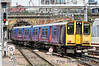 313027 departs Kings Cross with a inner suburban service on the Great Northern network. Sun 28.04.13