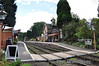 Hampton Loade Station. Fri 04.10.13