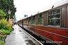 LNER Teak Carriages at Arley. Thurs 03.10.13