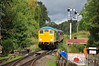 24081 arrives into Hampton Loade Station with the 1342 Bridgnorth - Kidderminster. Fri 04.10.13