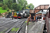 Bridgnorth Locomotive Depot. Fri 04.10.13