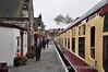 MK I carriages at Bridgnorth Station. Thurs 03.10.13