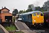 24081 at Bridgnorth. Thurs 03.10.13
