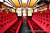 The beautifully restored interior of 353. Sat 25.05.13