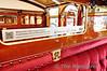 Interior fittings on Met carriage 353. Sat 25.05.13