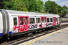 Love London Livery on 21087 at Harrow-on-the-Hill. Sat 25.05.13