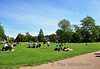 Stamford Town Park. Sun 26.05.13