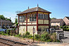 The disused Stamford Signal Box. Stamford Station. Sun 26.05.13