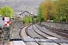 End of the line at Blaenau Ffestiniog. Thurs 23.05.13