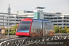 The Birmingham airtrain links International Station to the Airport Terminal. Sun 06.10.13