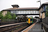 172342 arrives at Smethwick Galton Bridge with the 0756 Dorridge - Stourbridge Jct. Thurs 03.10.13