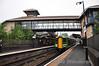 172342 arrives at Smethwick Galton Bridge with the 0756 Dorridge - Stourbridge Jct. Thurs 03.10.13