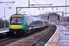 170510 + 170509 departs Wolverhampton for Birmingham. Thurs 03.10.13