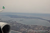 Flying over Long Island with EI-EAV preparing to land on 31R at JFK. Tues 12.11.13